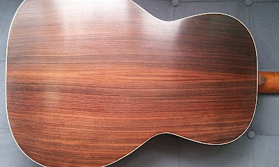 Nice piece of rosewood for the back